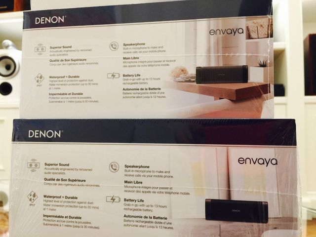 Denon-ENVAYA-Wireless!